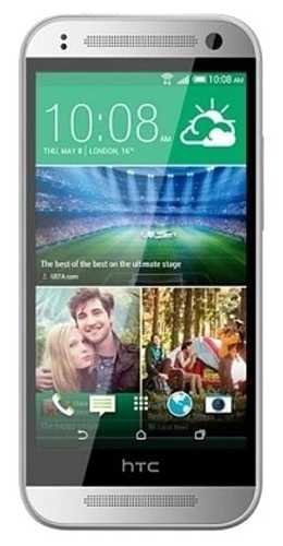 Замена микрофона Htc One Mini 2